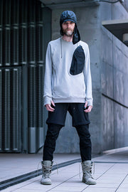 SURVIVAL CREW NECK TOP