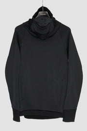 COVERED NECK LS