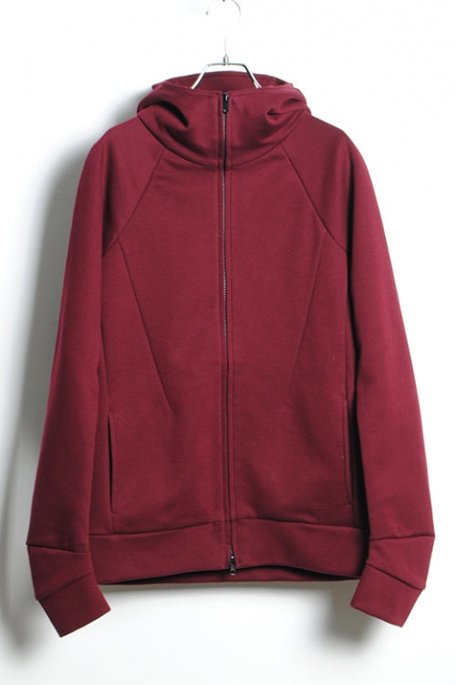 ZIP UP TECH PARKA