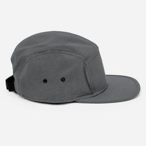 5 Panel Camper with White Single-Line Drawing