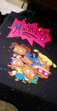 Load image into Gallery viewer, Hoodrats Cartoon Tshirt