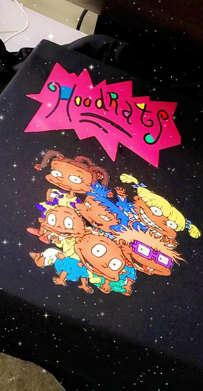 Hoodrats Cartoon Tshirt