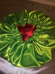 Xmas Reversible Bonnet