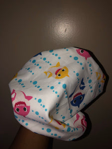 Baby Shark Bonnet