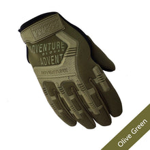 Load image into Gallery viewer, Army Combat Tactical Gloves Men Full Finger Camouflage Paintball Military Gloves SWAT Soldier Shoot Bicycle Mittens handschoenen