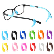 Load image into Gallery viewer, Fashion Anti Slip Ear Hook Eyeglass Eyewear Accessories Eye Glasses Silicone Grip Temple Tip Holder Spectacle Eyeglasses Grip