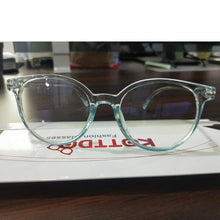 Load image into Gallery viewer, KOTTDO Fashion Transparent Glasses Optical Glasses Frames For Women Cat Eye Glasses Frame Men Eyeglasses Eyewear Frame  Oculos