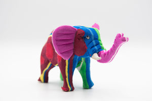 Recycled Flip-Flop Elephant (Small) - 10 units