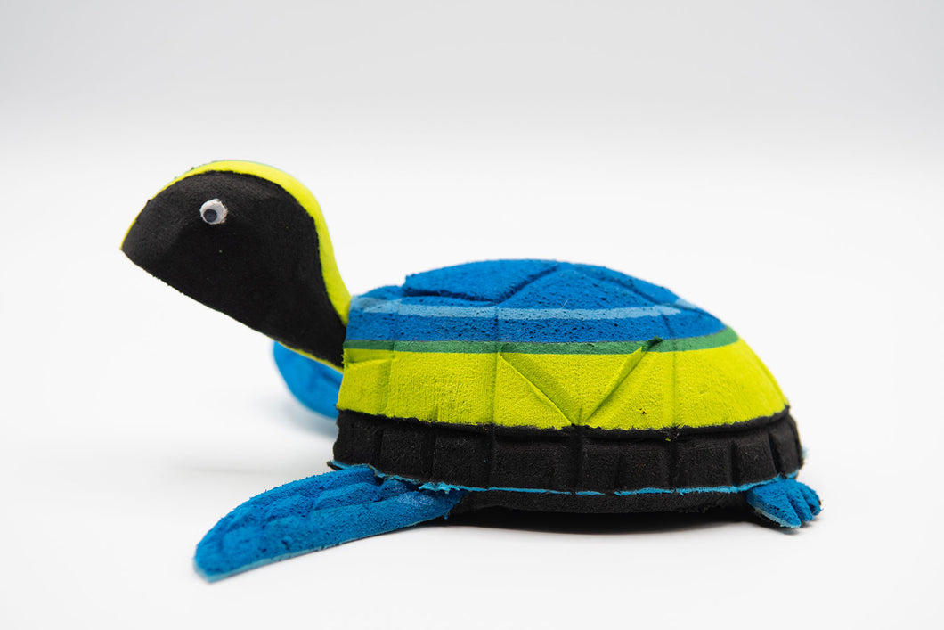 Recycled Flip-Flop Sea Turtle (Small) - 10 units