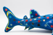 Load image into Gallery viewer, Recycled Flip-Flop Whale Shark (Medium) - 10 units