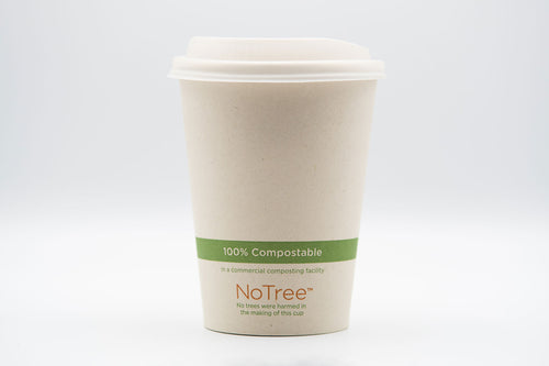 NoTree™ Paper Hot/Cold Cup (16oz) - 1000 units