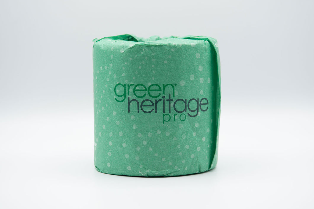 Green Heritage Pro Toilet Paper - 96  units