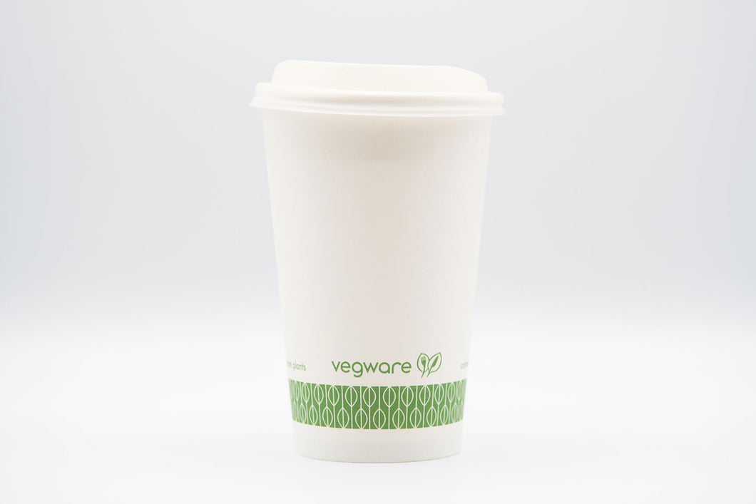 Vegware Hot Cup (Paper - 12oz) - 500 units