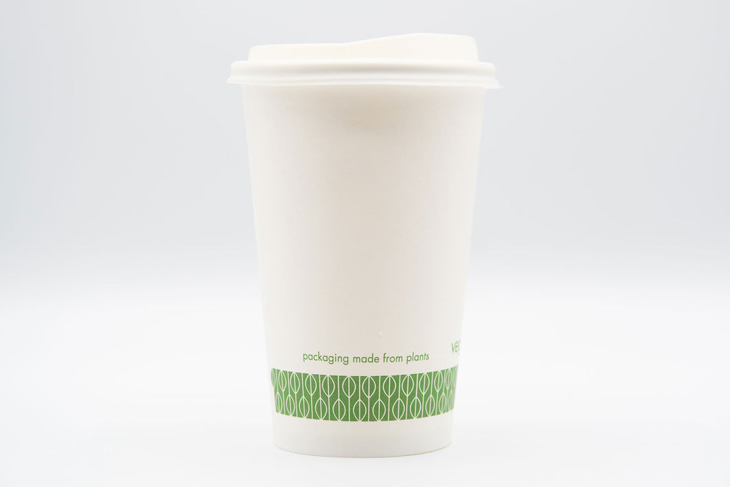 Vegware Hot Cup (Paper - 16oz) - 1000 units