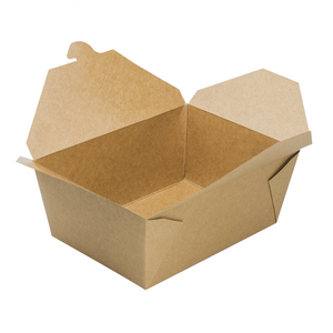 Fold-To-Go Container (6 lb) - 160 units