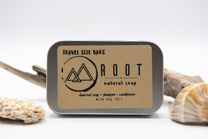 Travel Size Shower Tin (Shampoo/Conditioner/Soap) - 80 units