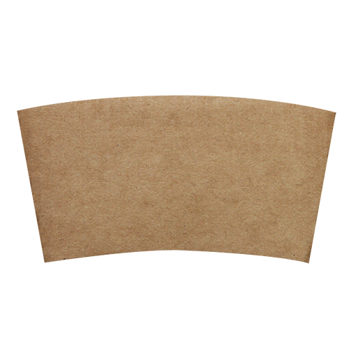 Hot Cup Sleeve (10-24 oz) - 1000 units