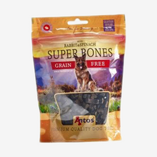 Load image into Gallery viewer, Dog Training Treats.  Super Bones Rabbit and Spinach Training Treats (150g)