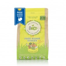 DRY PUPPY FOOD. NATURAL & HEALTHY- FREE RANGE TURKEY WITH PUMPKIN & SPINACH - DRY Puppy FOOD
