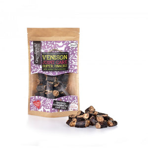 Healthy Dog Treats. Venison Joint care super Snacks. With Added Glucosamine.