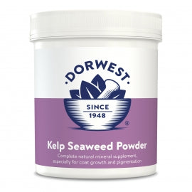 Kelp Seaweed Powder For Dogs. 250g. Rich In Minerals And Promotes Coat Growth.