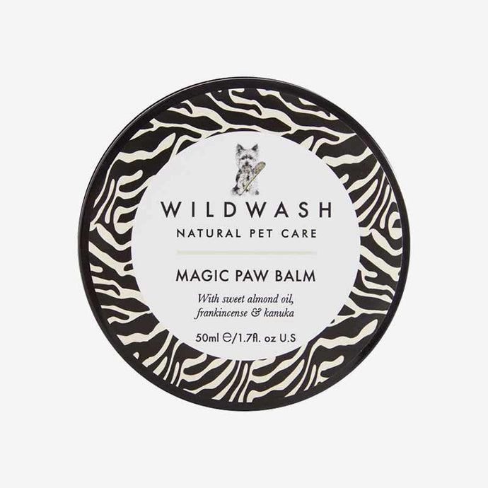 Dog Paw Balm. WildWash Magic Paw Balm. 50ml
