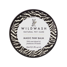 Load image into Gallery viewer, Dog Paw Balm. WildWash Magic Paw Balm. 50ml