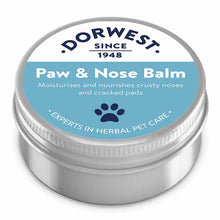 Load image into Gallery viewer, Paw & Nose Balm For Dogs- 50ml. Natural Remedy.