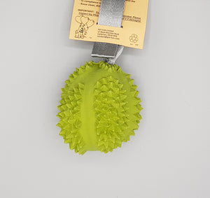 Dog Toys. Duran Fruit. Made With Eco Friendly Pure Natural Food Grade Rubber