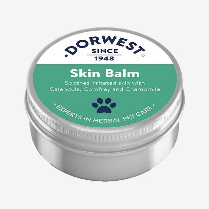 Skin Balm For Dogs- 50ml. It helps to soothe, calm and restore healthy skin.