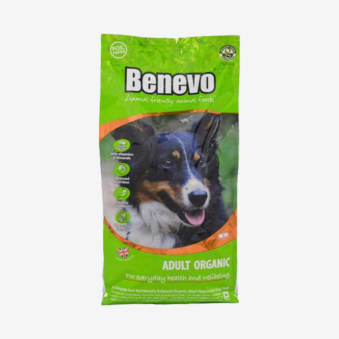 Benevo Vegetarian Dog Food Organic
