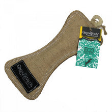 Load image into Gallery viewer, Funny Bone - Eco Dog Toy. Made From Sustainably Sourced Jute