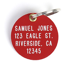 Personalized ID Tags