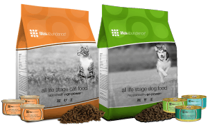 Premium Dog and Cat Foods