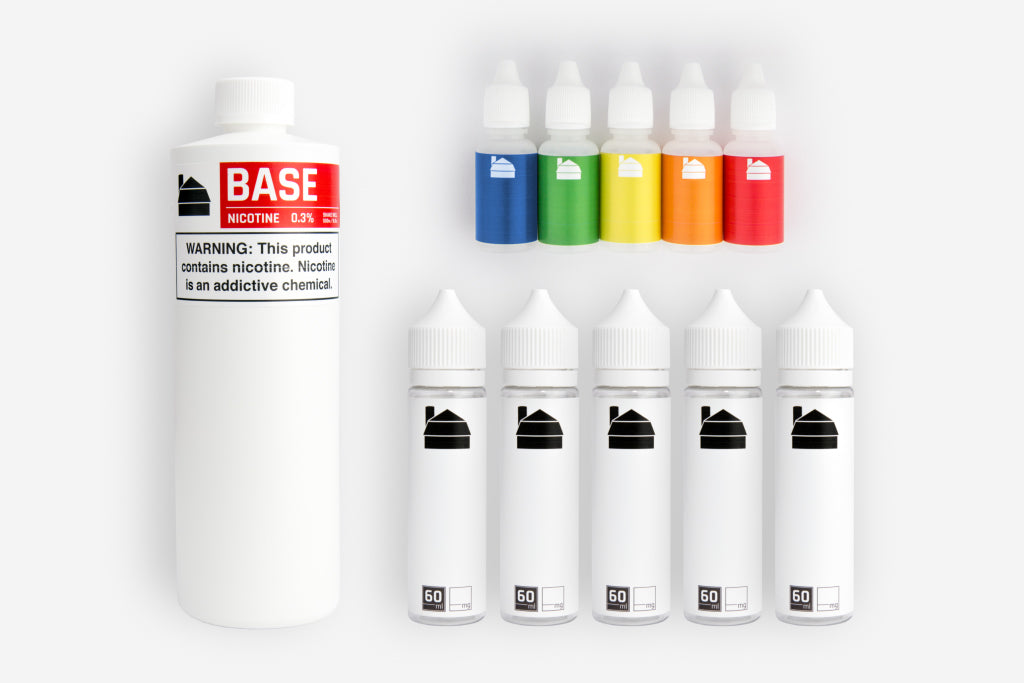 BASE eLiquid™ Kit