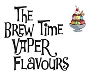 The Brew Time Vaper Flavours