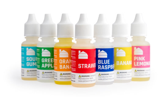 Liquid Barn Flavor Concentrates