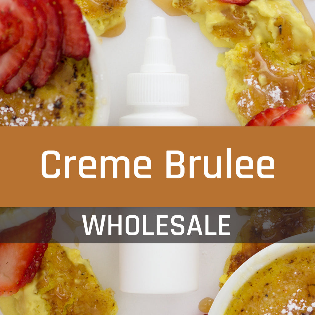 Creme Brulee Flavor Extract