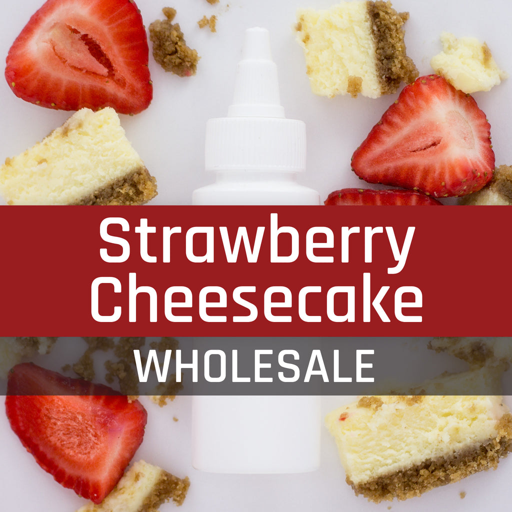 Strawberry Cheesecake eLiquid Extract