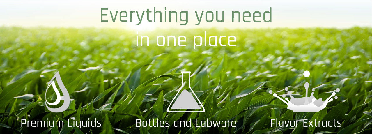 Liquid Barn DIY everything you need making your own eLiquid