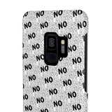 No Alarms Case Mate Slim Phone Case