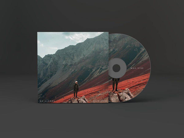 DEJA VIEW EP - CD w/ Digital Download
