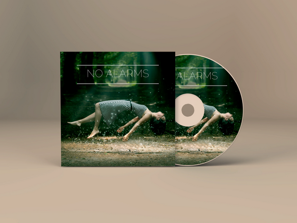 No Alarms EP - CD w/Digital Download