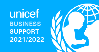 We support UNICEF