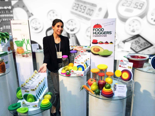 Food Huggers at the Chicago Housewares Show
