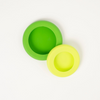 Set of 2 Food Huggers - Citrus Saver-Silicone Food Saver-Food Huggers