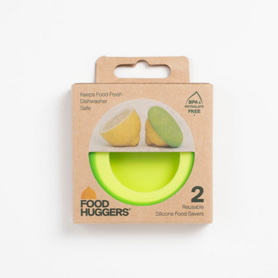 Citrus Savers Food Huggers® Set of 2 Eco Packaging