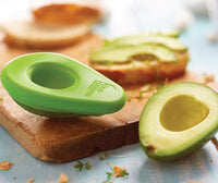 Set of 2 Avocado Huggers® - Fresh Green-Silicone Food Saver-Food Huggers