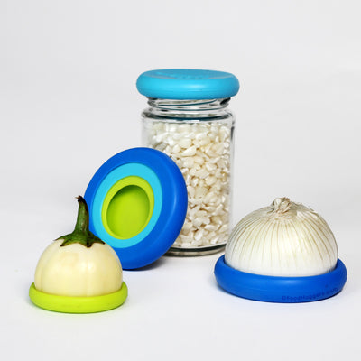 Food Huggers Set of Six Small Size