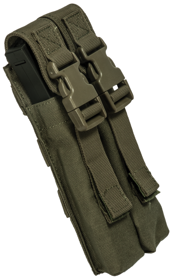 Base MP5 covered double mag